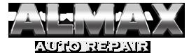 ALMAX Auto Repair Logo