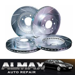 Brake Rotors Almax Auto Repair